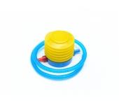 Ножной насос для флексболов Ecofit MD1249 диаметр