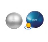 Фитбол с системой антиразрыв 65/75 см SPART GB2085