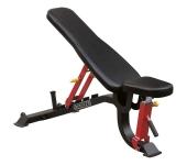 SL7011 Скамья регулируемая IMPULSE FID Bench