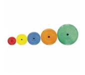 SТ521-1 - SТ521-5 Диск пластик черный 0,5 - 10 кг