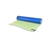Мат для йоги двухсторонний Reebok RAYG-11060BLGN (