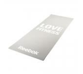 Мат для фитнеса Reebok Love Fitness RAMT-11024GRL