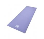 Коврик для йоги Reebok RAYG-11060PLGR 6 мм фиолето